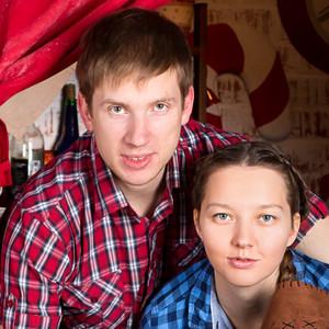 Кутенковы Александр и Ирина