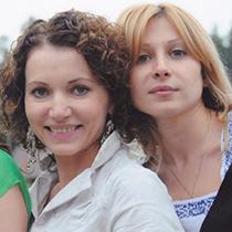 Мерабова Марианна и Ященко Надежда