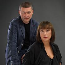 Дизайн-бюро Анны Куликовой и Павла Миронова