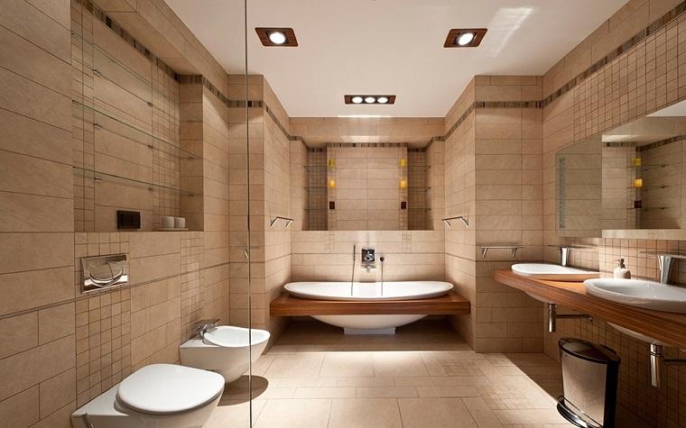 Дизайн интерьера для совмещенного санузла
