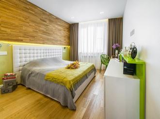Интерьер спальни в квартире (18 фото)