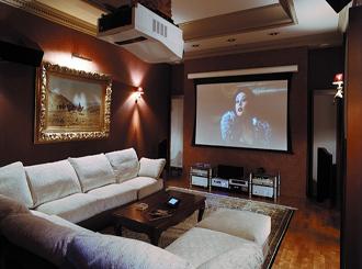 Современные домашние кинотеатры