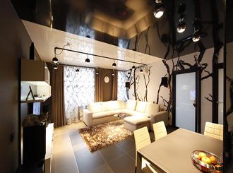 6 примеров модульных диванов в гостиную