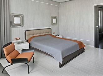 Фото простых спален в обычных квартирах
