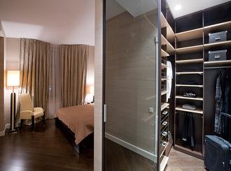 10 маленьких гардеробных комнат