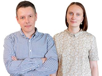 Анна Троско, Дмитрий Казакевич. Роспись в интерьере