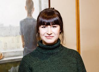 <p class=author>Александра Бобкова.</p> Победить.