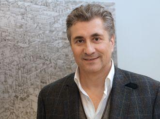 <p class=author>Сергей Эстрин.</p> Хобби архитектора