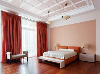 17 интерьеров большой спальни