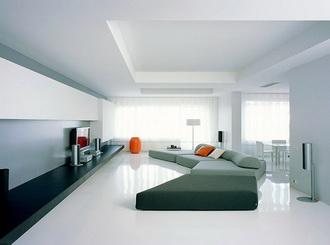 7 интерьеров в стиле минимализм