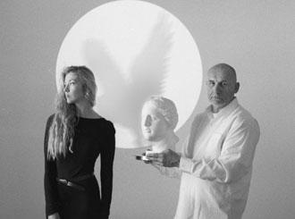 <p class=author>Таня Шерстюк и Виктор Скерсис.</p> Совы.