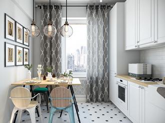 Фото маленьких кухонь, примеры дизайна небольших кухонь