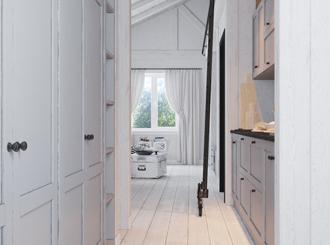 Примеры и фото дизайна коридора в маленькой квартире