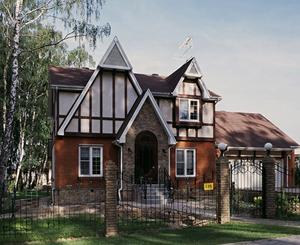 Варианты и фото проектов коттеждей, домов