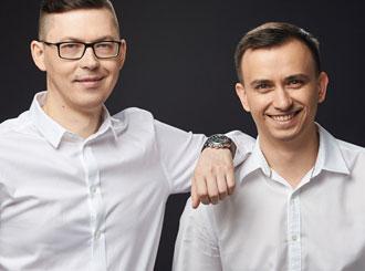 <p class=author>Сергей Бахарев и Дмитрий Жигалёв.</p> Однушечка