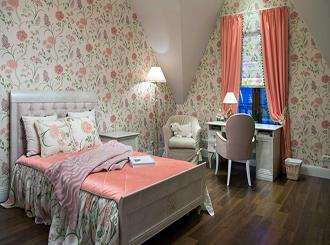 20 комнат для девочек подростков