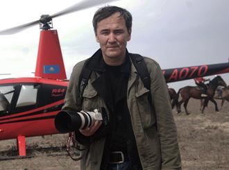 <p class=author>Саид Атабеков.</p> Битва кентавров