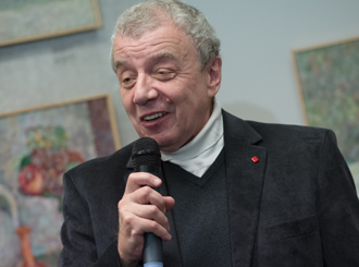 <p class=author>Борис Касаткин.</p> Гениальный ученик