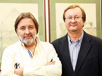 Дмитрий Величкин и Николай Голованов. Мы вышли из системы
