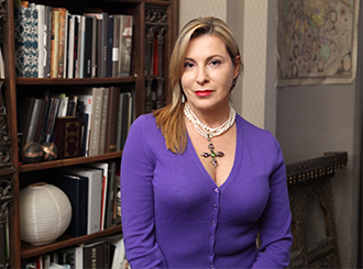 <p class=author>Анна Муравина. </p>О стилях спорят?