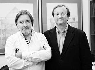 <p class=author>Николай Голованов и Дмитрий Величкин.</p>
