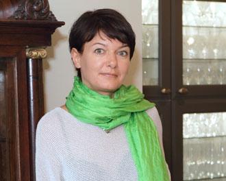 <p class=author>Вероника Блумгрен.</p> Много думала о красоте