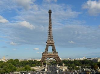 Эйфелева башня. История и реконструкция.