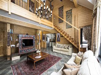 Дизайн лестниц в интерьере дома
