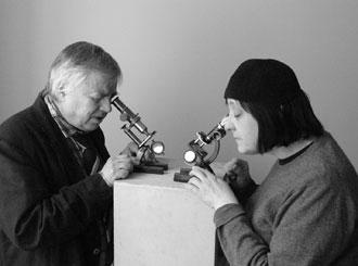 <p class=author>Игорь Макаревича и Елена Елагина.</p>Пересечения