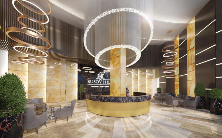 Отель. отели  из проекта Busov Hill, фото №79564
