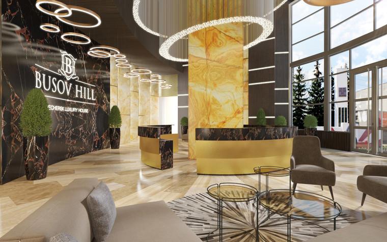 Отель. отели  из проекта Busov Hill, фото №79565