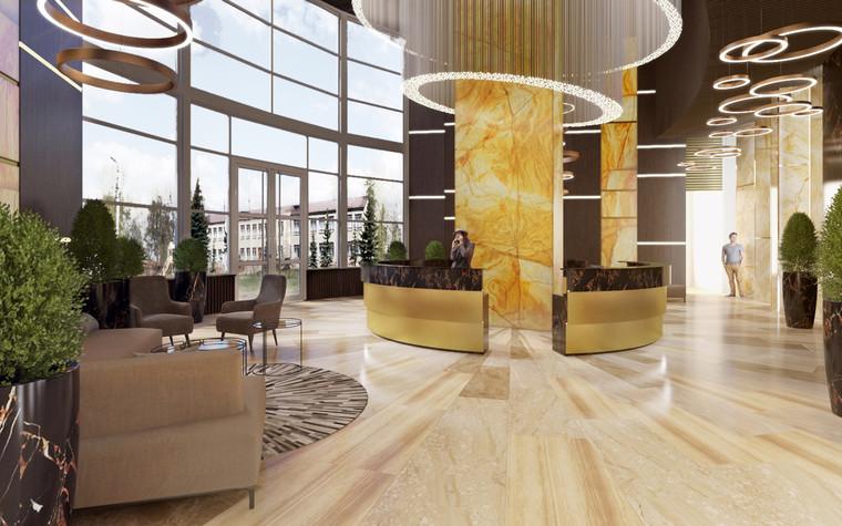 Отель. отели  из проекта Busov Hill, фото №79567