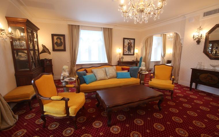Отель. отели  из проекта Бутик отель Русский дворик, фото №81825