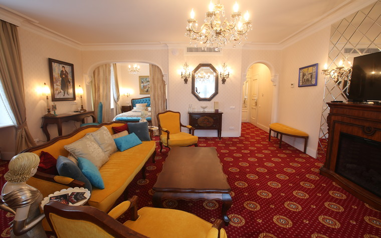Отель. отели  из проекта Бутик отель Русский дворик, фото №81826