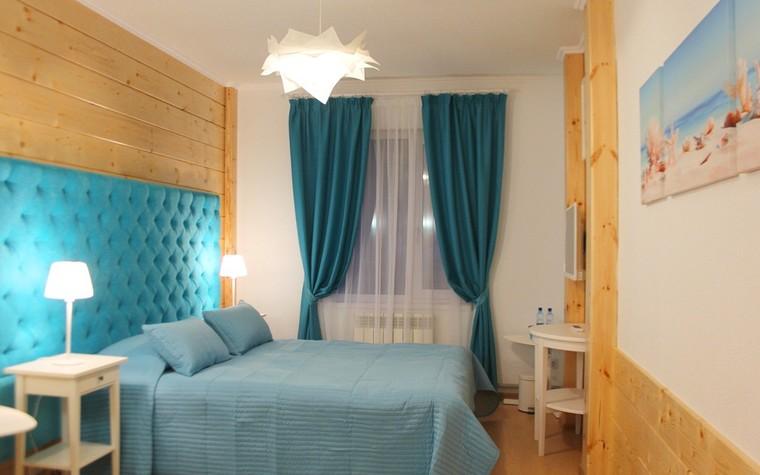 Отель. отели  из проекта База отдыха Торбеево озеро, фото №81892