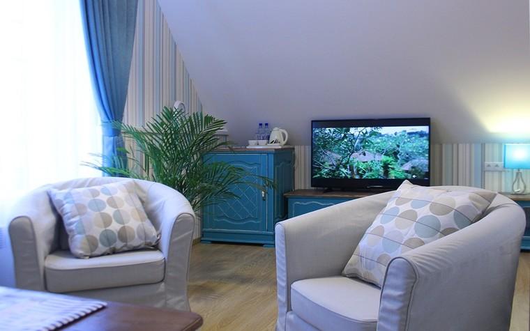 Отель. отели  из проекта База отдыха Торбеево озеро, фото №81887