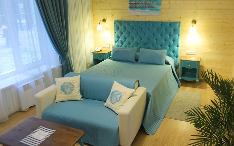 Отель. отели  из проекта База отдыха Торбеево озеро, фото №81888