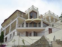 дизайн отеля Акант