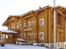 дизайн отеля Деревлёва Ольга