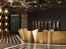 Отель «Бутик-отель «SOBRANIE ROOMS» », отели  . Фото № 26653, автор Duplex Apartment  Интерьерные решения