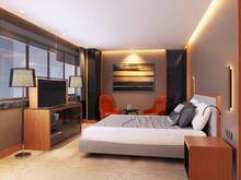 Отель «Президентский номер в пятизвездочном отеле», отели  . Фото № 27287, автор Duplex Apartment  Интерьерные решения