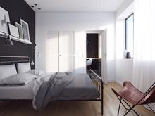 Комната в апарт-отеле, фото № 7642, Изучеева Вероника