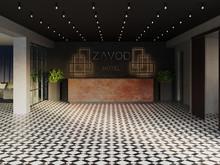 Отель «Ресепшн отеля Zavod», отели  . Фото № 27900, автор Изучеева Вероника