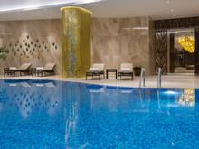 Отель «Hilton Astana», бассейн . Фото № 29864, автор Камитов Нурлан