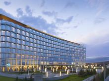 Отель «Hilton Astana», общественные здания  . Фото № 29865, автор Камитов Нурлан