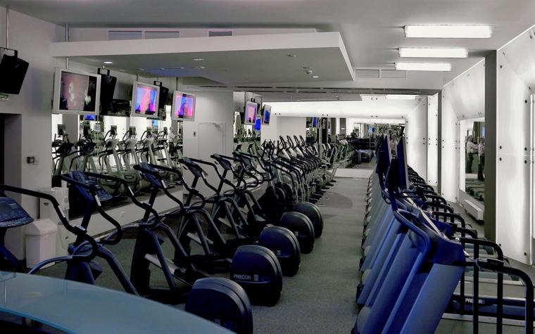 спортивные сооружения - фото № 23058