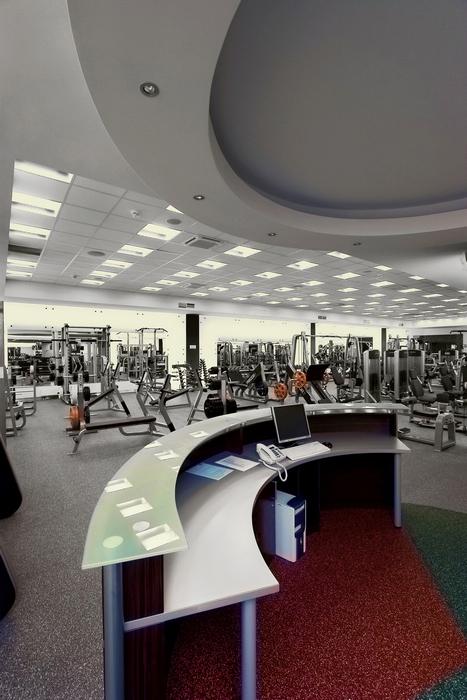 спортивные сооружения - фото № 23059