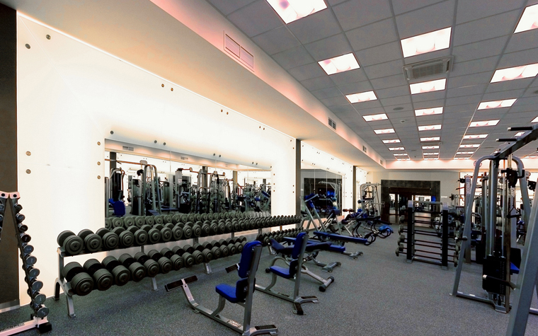 спортивные сооружения - фото № 23060