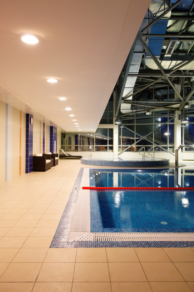 Спортивный комплекс, фитнес клуб. спортивные сооружения из проекта , фото №43818