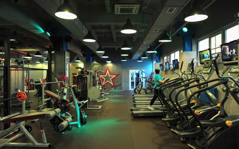 Фото № 43866 спортивные сооружения  Спортивный комплекс, фитнес клуб